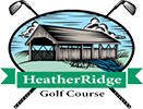 HeatherRidge Golf Club logo